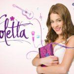 Violetta skoletaske