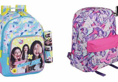 soy luna skoletaske, soy luna rygsæk, skoletaske med soy luna, soy luna skoletaske med print, skoletasker til piger 2019