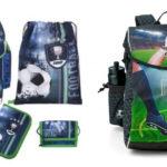 Fodbold skoletaske