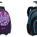 Bestway skoletaske med hjul