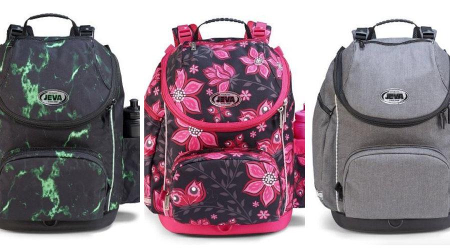 jeva u-turn skoletaske 2018, jeva rygsække, jeva skoletasker 2018, jeva skoletaske til større børn, skoletaske til 1. klasse, skoletaske til 2. klasse, skoletaske til 3. klasse, skoletaske til 4. klasse, ergonomisk skoletaske, pink skoletaske, skoletaske med palietter, skoletaske med gymnastikpose, nye skoletasker 2018, jeva skoletaske med blomster, klar til skolestart
