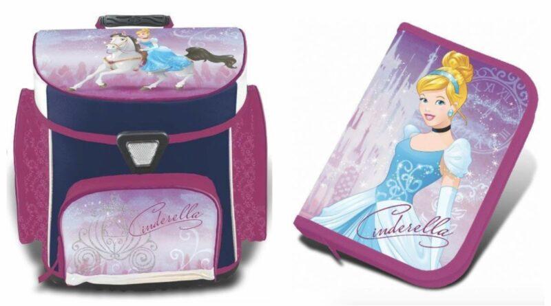 askepot skoletaske 2018, askepot rygsæk, skoletaske med askepot, disney prinsesse skoletaske, skoletasker til piger, skoletaske med prinsesse, klar til skolestart