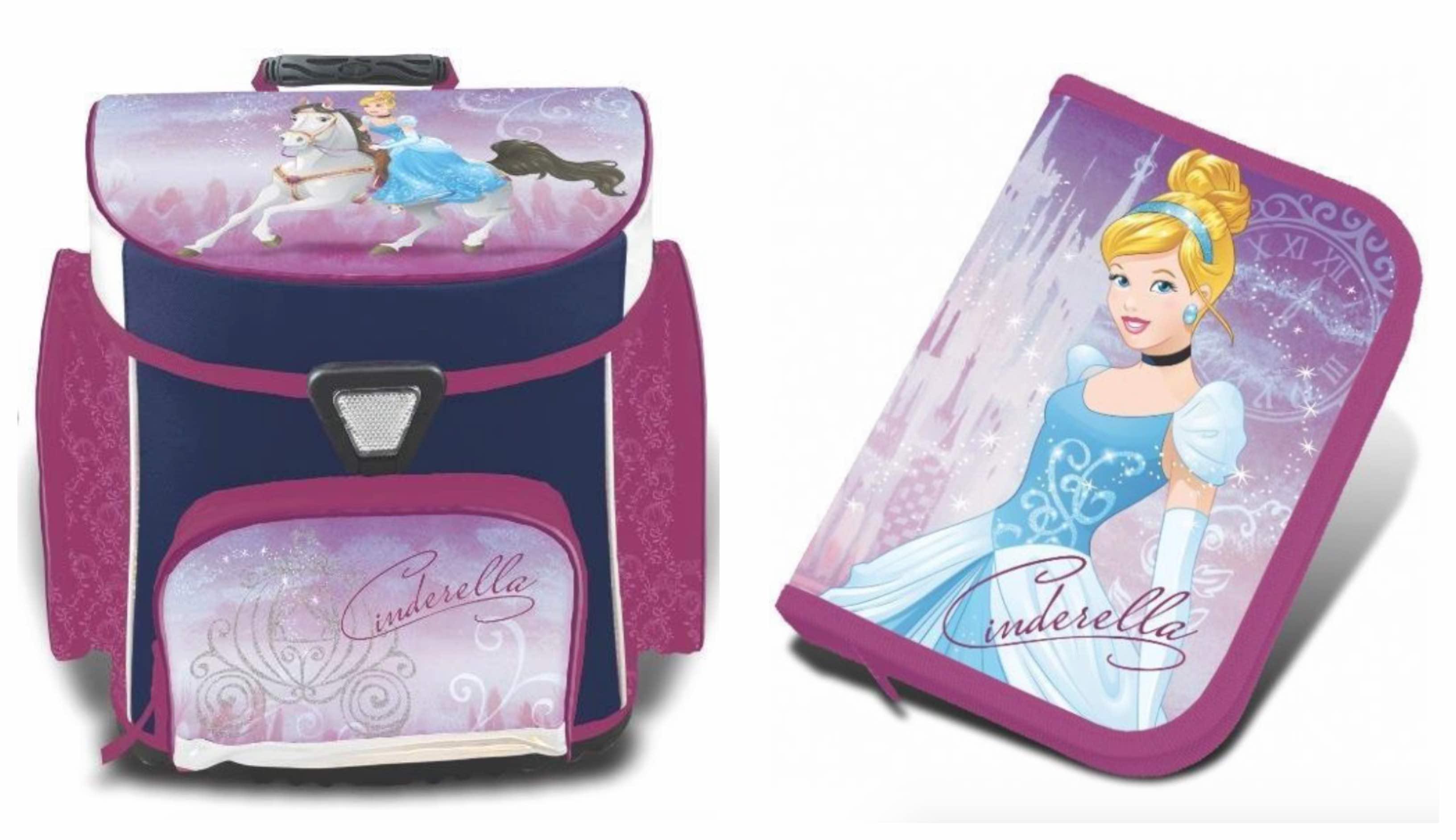 Askepot skoletaske