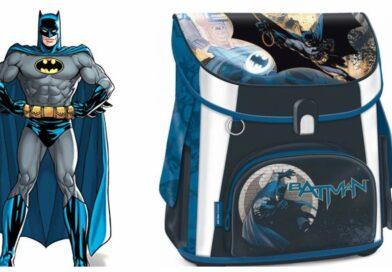 batman skoletaske, batman rygsæk, skoletaske med batman, skoletaske til drenge, skoletasker med superhelte, superhelt skoletaske, klar til skolestart