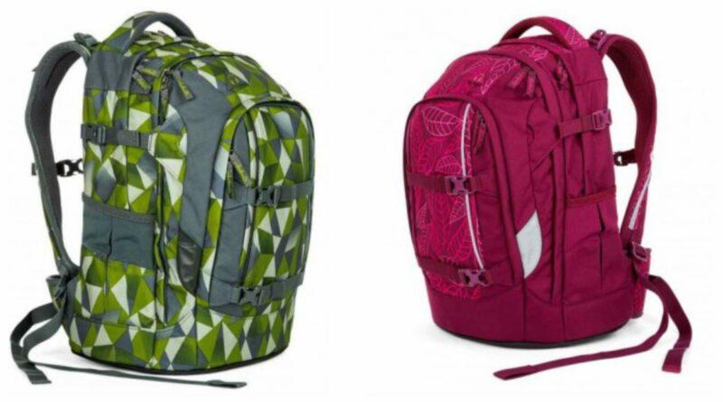 satch skoletaske, satch skoletasker, satch sleek skoletaske, satch match skoletaske, satch pack skoletaske, satch rygsække, ergonomisk skoletaske, skoletaske til større børn, klar til skolestart