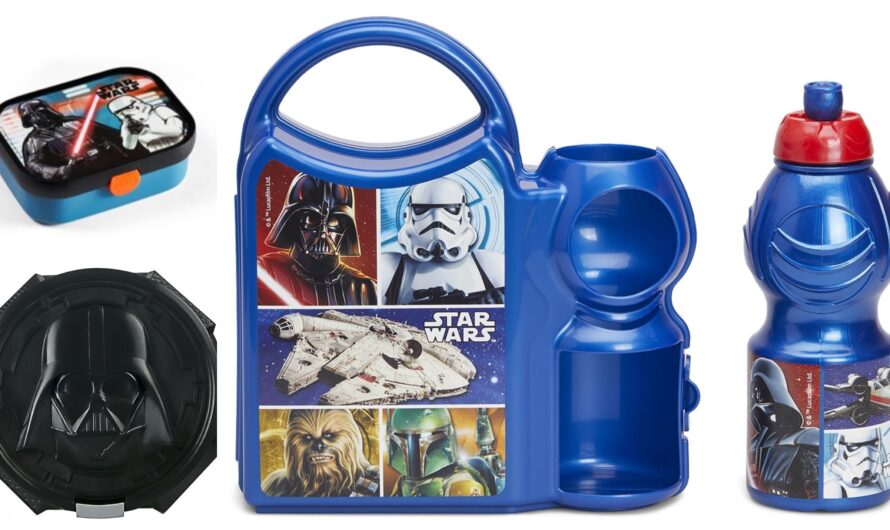 Star Wars madkasse
