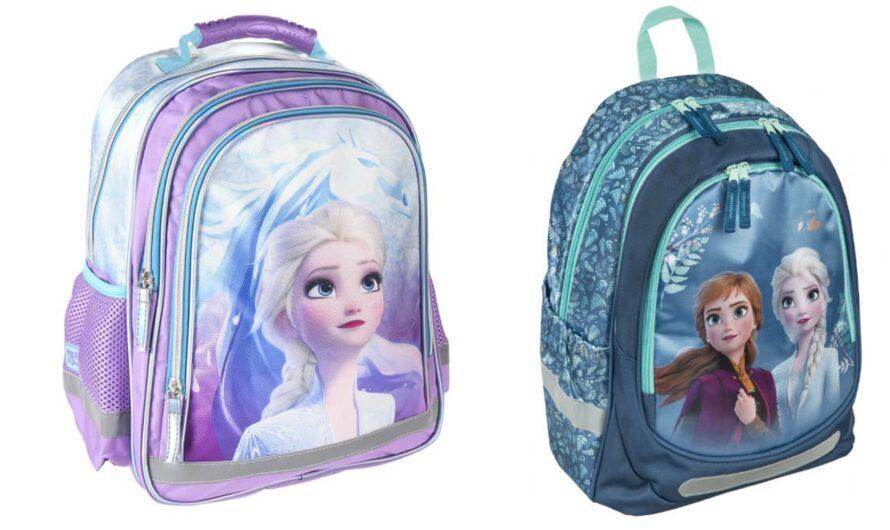 Frost skoletasker – til enhver Frost prinsesse