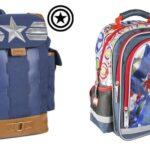 Find en sej Avengers skoletaske