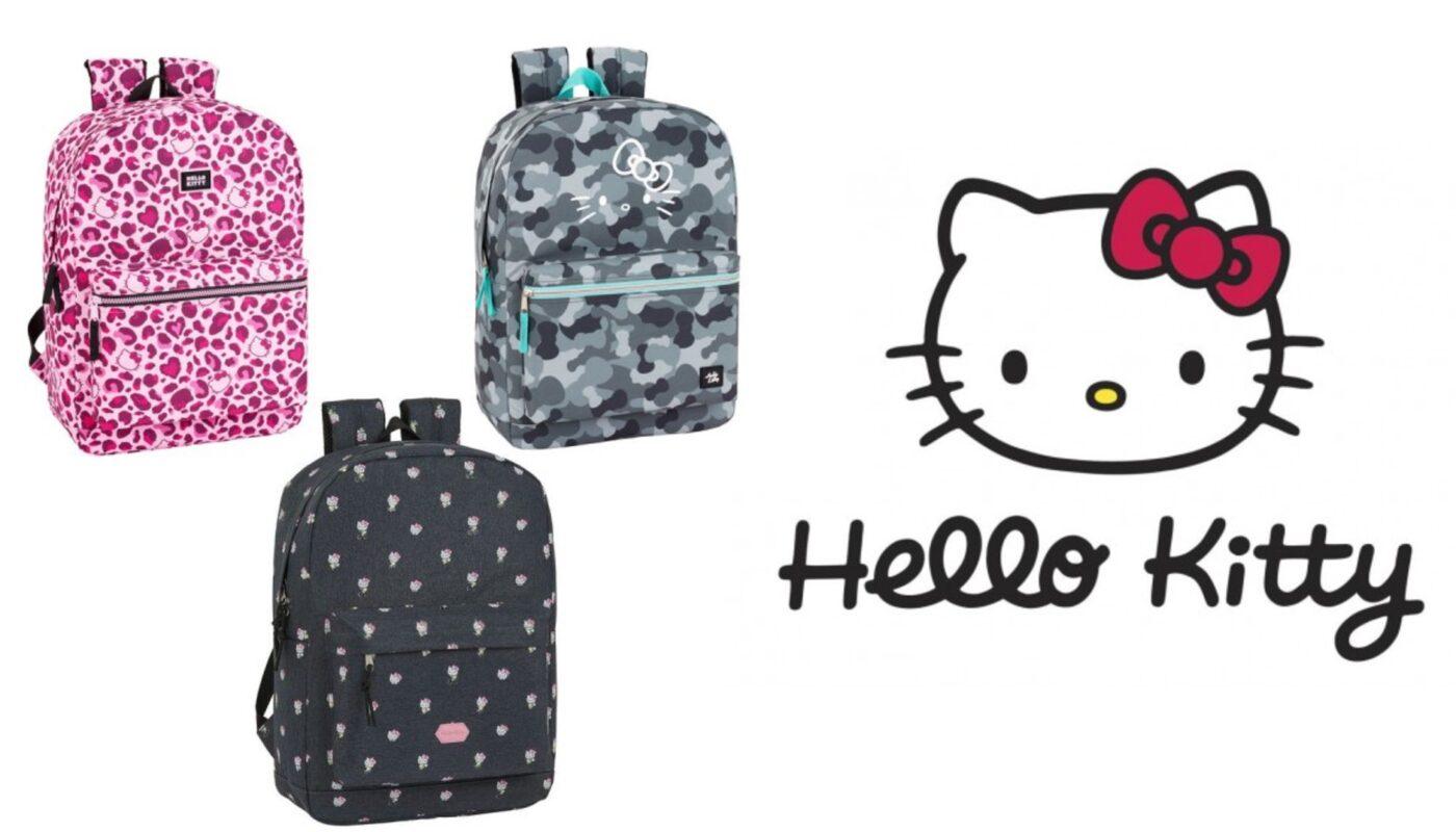 Hello kitty skoletaske, hello kitty rygsæk til skolebrug, hello kitty tasker, hello kitty skoletasker, hello kitty computertaske