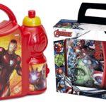 Avengers madkasse til din lille superhelt