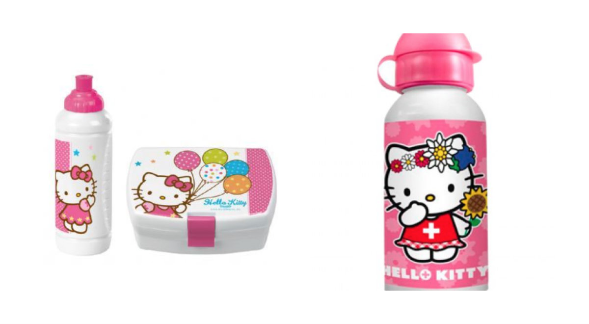 Hello Kitty madkasse
