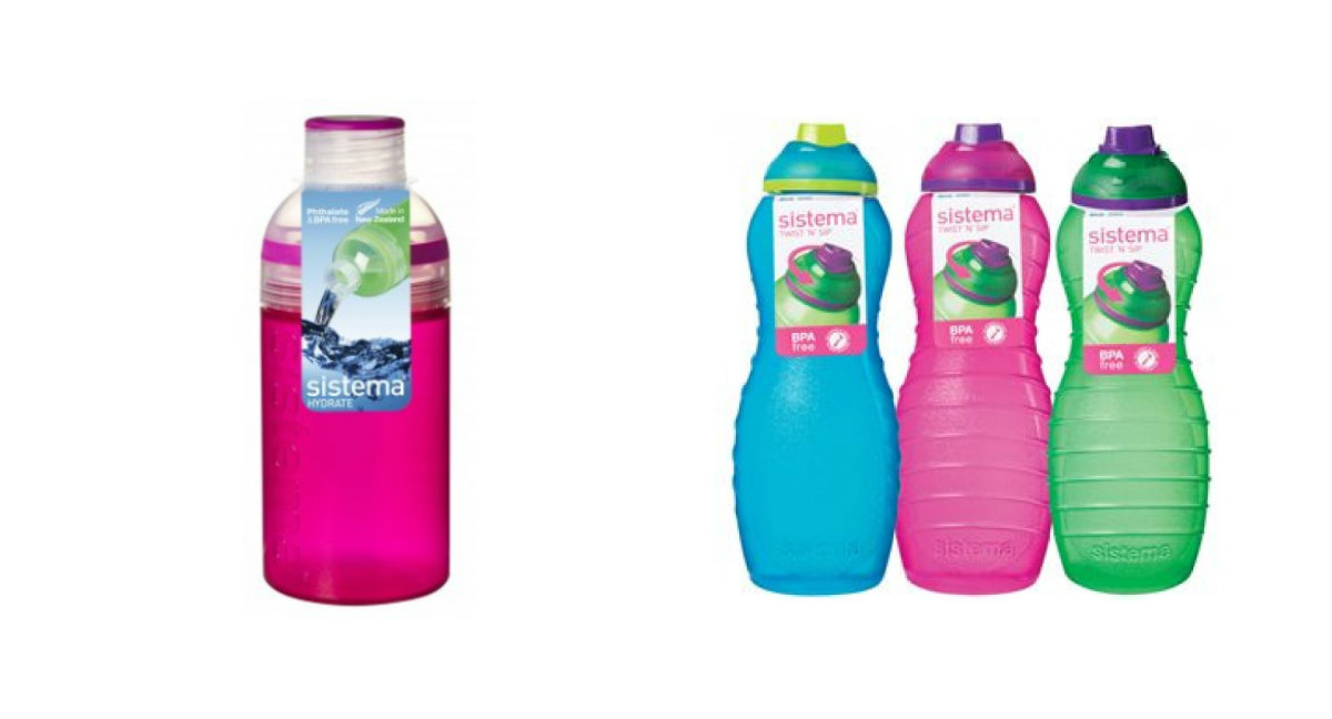 Sunde drikkedunke til børn