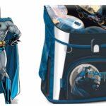 Batman skoletaske og rygsæk
