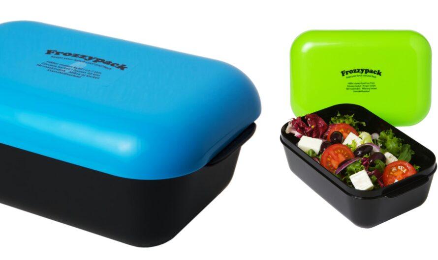 Frozzypack – madkasse med køleelement