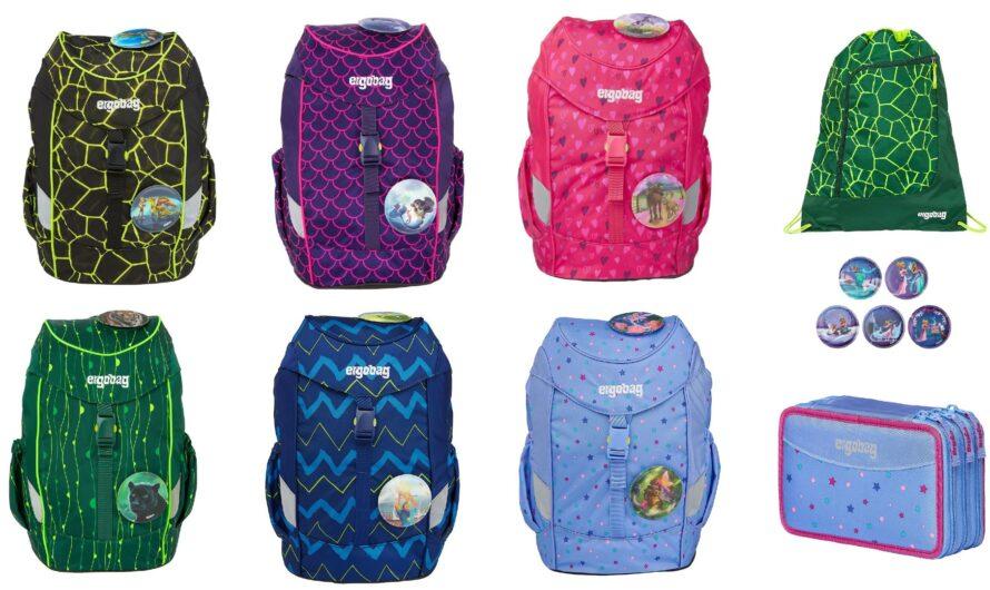 Ergobag skoletasker og penalhuse