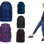 Satch Pack skoletaske til større børn