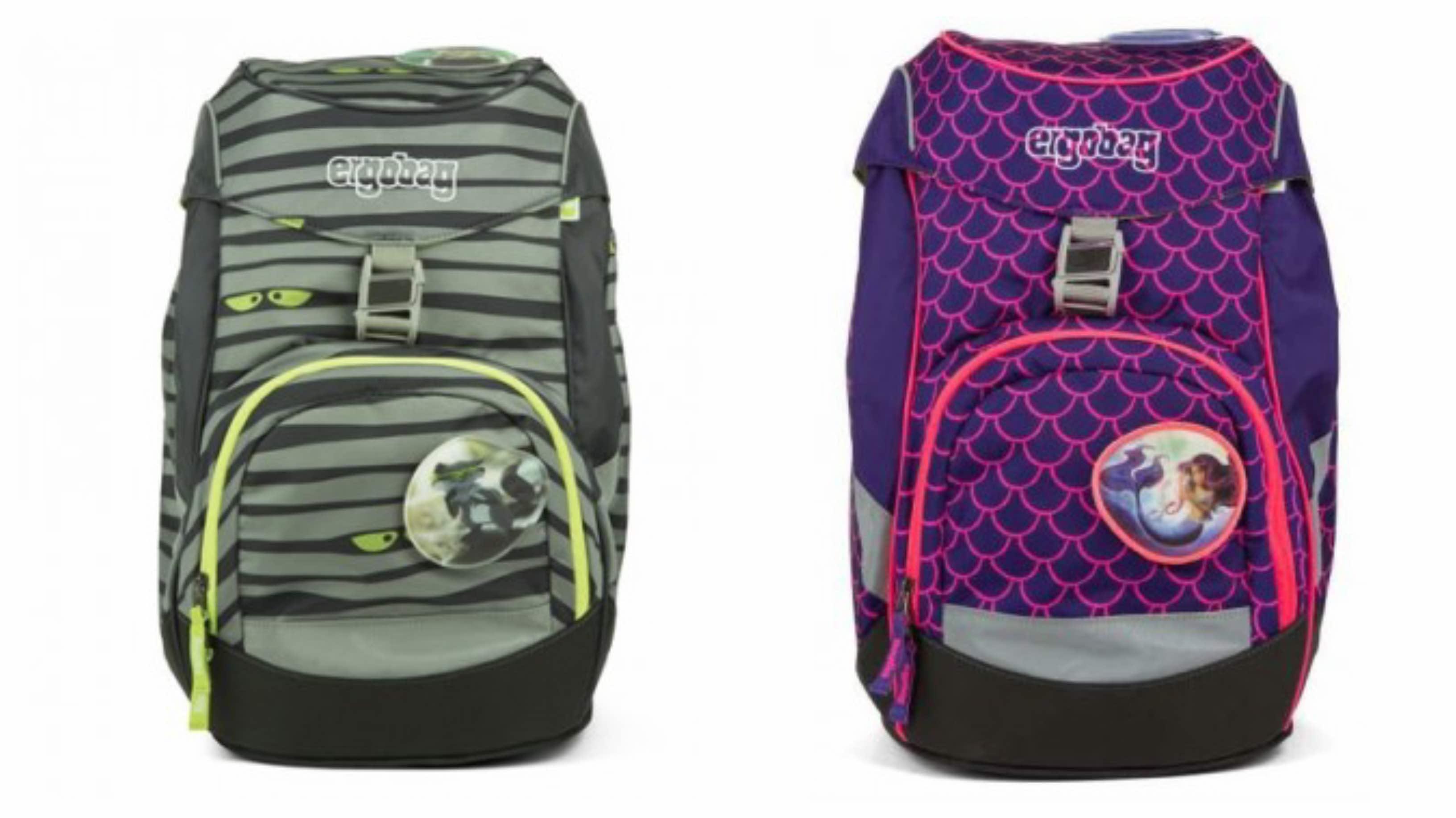 Ergobag skoletaske