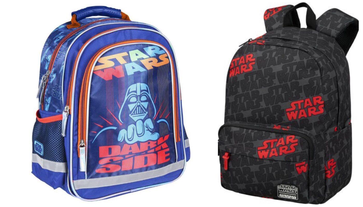 star wars skoletaske, star wars rygsæk, skoletaske med star wars motiv, rygsæk med star wars motiv, star wars skoletaskesæt, star wars tasker