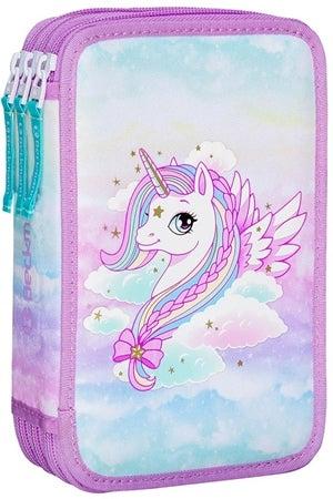 unicorn penalhus, enhjørning penalhus, penalhus med unicorn motiv, penalhus med enhjørning motiv, enhjørning penalhuse 2020, unicorn penalhuse 2020