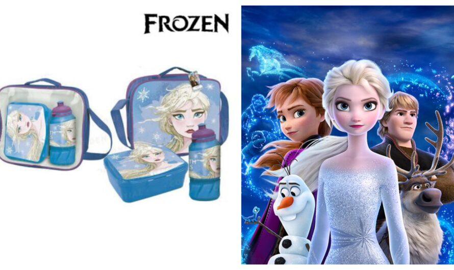Frost madkasse til din Frostprinsesse