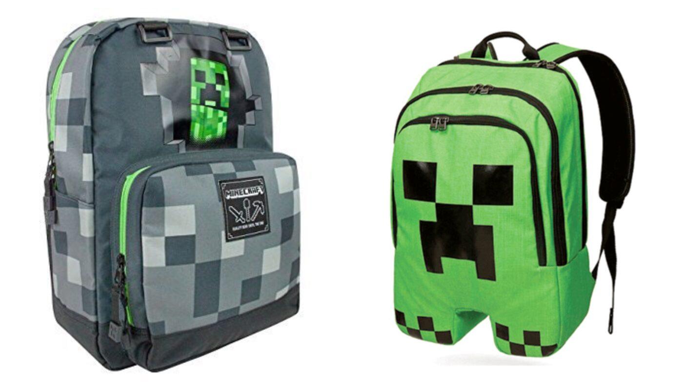 minecraft skoletaske, minecraft skoletasker, minecraft rygsæk, minecraft taske til skole, minecraft skoletaske til børn, minecraft gaveideer, minecraft gaver