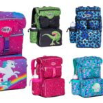 JEVA beginners skoletaske – fra 0.klasse til 2. klasse
