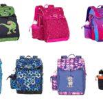 JEVA Intermediate skoletaske – fra 0.klasse til 3. klasse