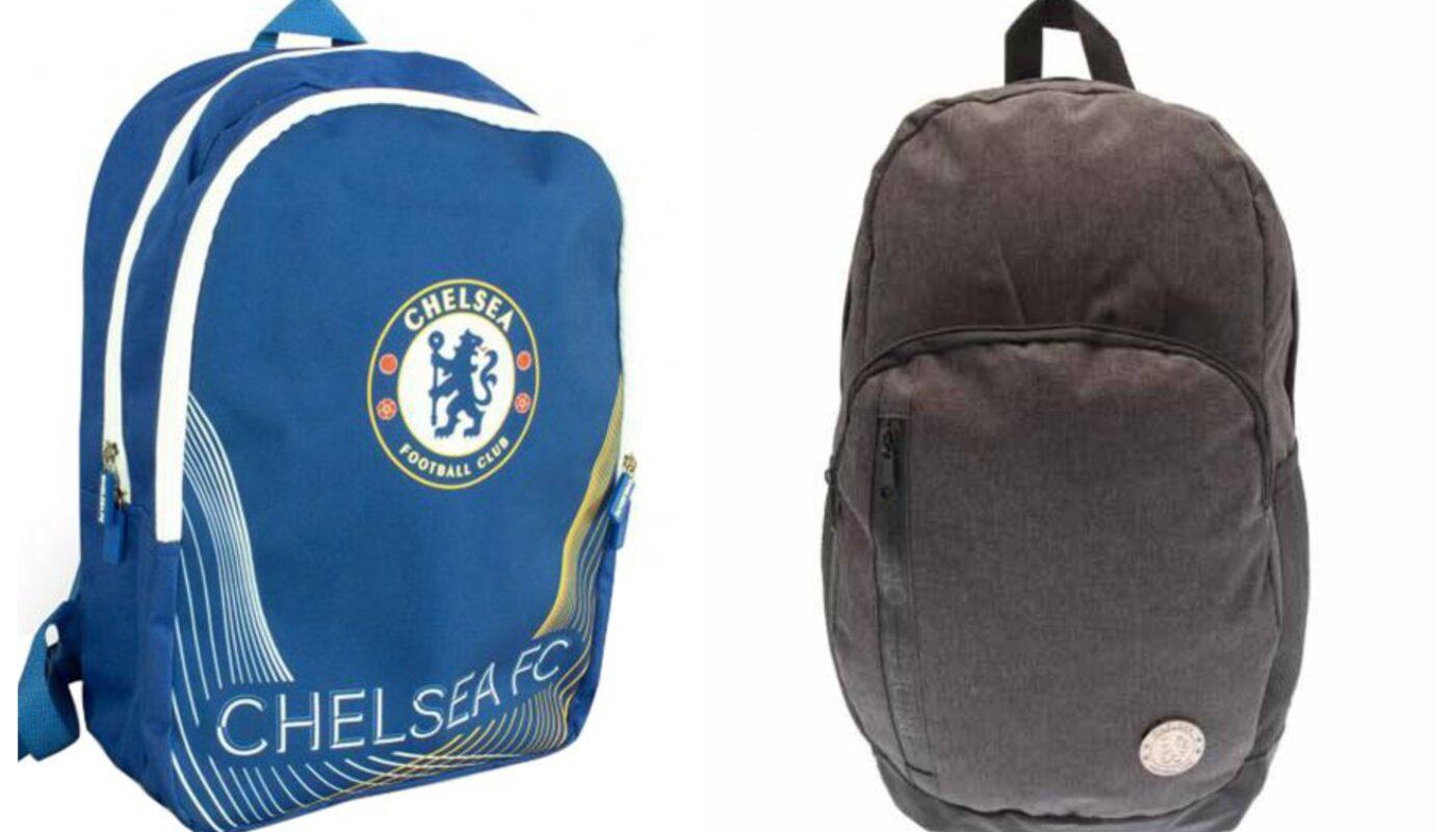 Chelsea skoletaske, Chelsea rygsæk, chelsea skoletasker, fodbold skoletasker, skoletaske til fodbold dreng, seje skoletasker til drenge, blå skoletasker til drenge