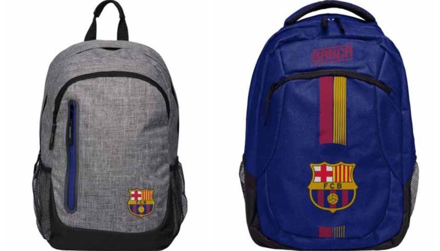 FC barcelona skoletaske, fc barcelona rygsæk, fc barcelona tasker, fodbold skoletasker, skoletaske til fodbold drenge, skoletasker til større drenge, skoletasker med fodbold motiv