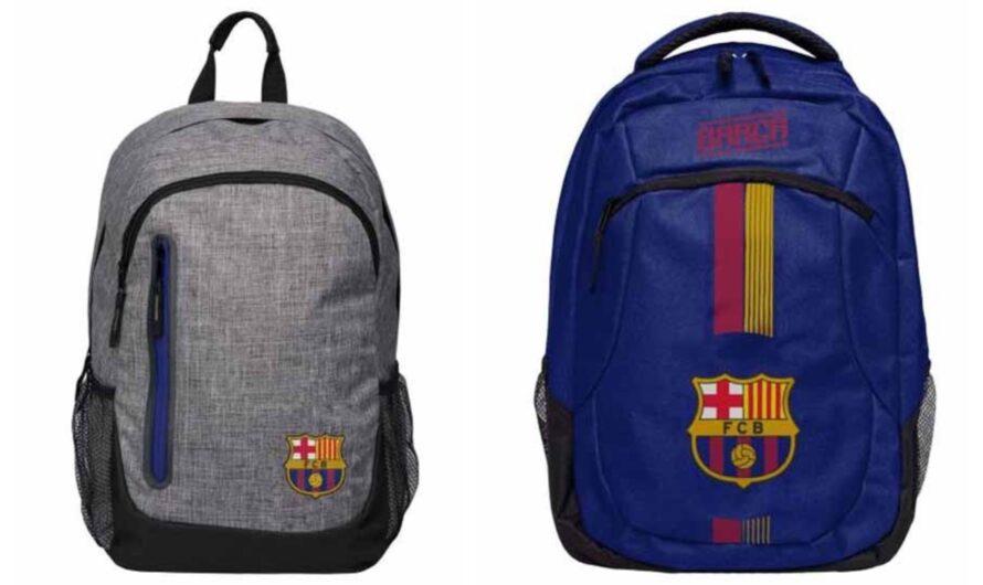FC Barcelona skoletaske og rygsække