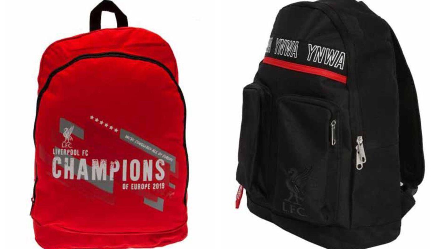 liverpool skoletaske, liverpool rygsæk til skolebrug, liverpool skoletasker, liverpool tasker, skoletaske til fodbold drenge, liverpool rygsække, seje skoletasker til drenge, fodbold skoletasker