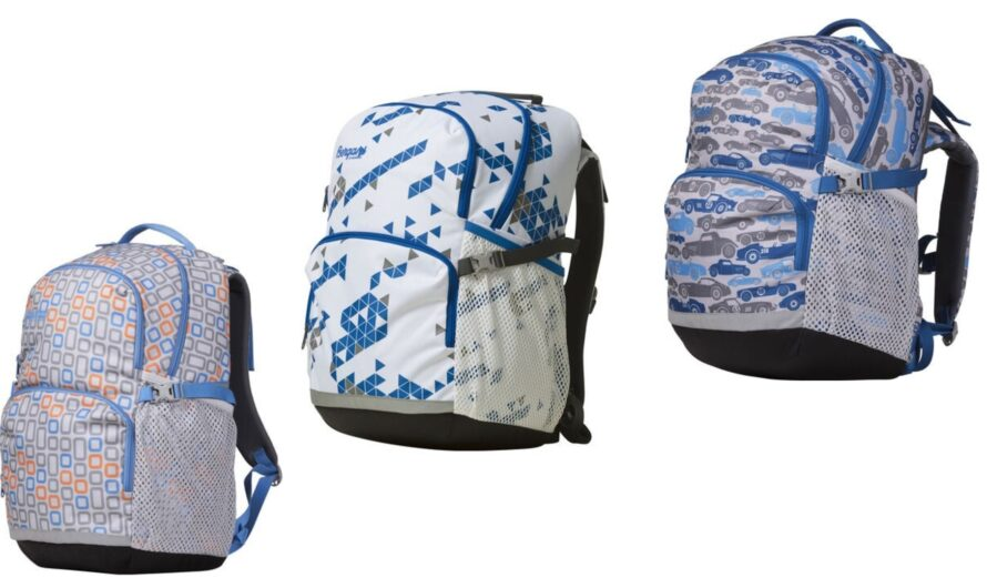 Bergans skoletasker – testvinder