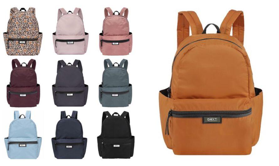 Day Birger et Mikkelsen rygsæk til skolebrug