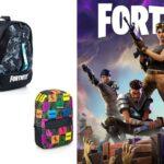 Fortnite skoletaske – gamer skoletaske