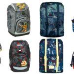 Begynder skoletasker til drenge 2021