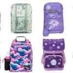 Begynder skoletasker til piger 2021